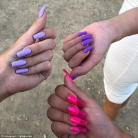 Kylie Jenner sparks Nineties-inspired jelly nails revival ...