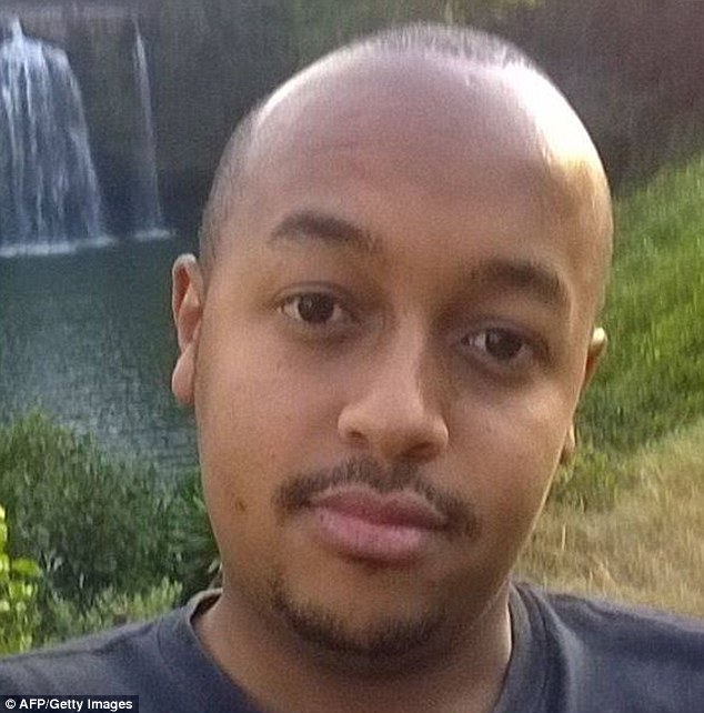 Ruth Kamande, who won a prison beauty pageant while awaiting trial, slashed her partner Farid Mohammed (pictured), 24, to death in 2015 and was convicted in May