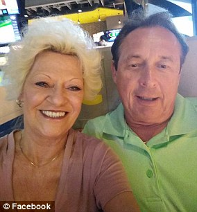 Bill Asher (right) and Rose Hamman (left) were also killed.  The pair were on their last night off as they boarded the boat