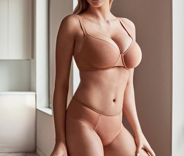 Naked Ambition Kate Upton Exhibited Her Curves In Nude Lingerie In Sensual Modelling Shoot