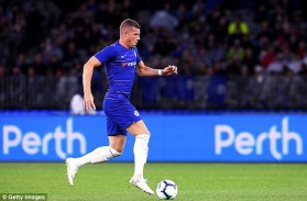 Image result for ross barkley chelsea preseason