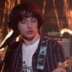 Stranger Things' star Finn Wolfhard is in a band