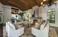 Dennis Quaid lists gorgeous Spanish-style estate with six ...