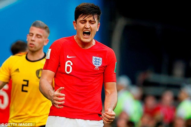 Leicester are desperate to keep Harry Maguire in the face of interest from Manchester United
