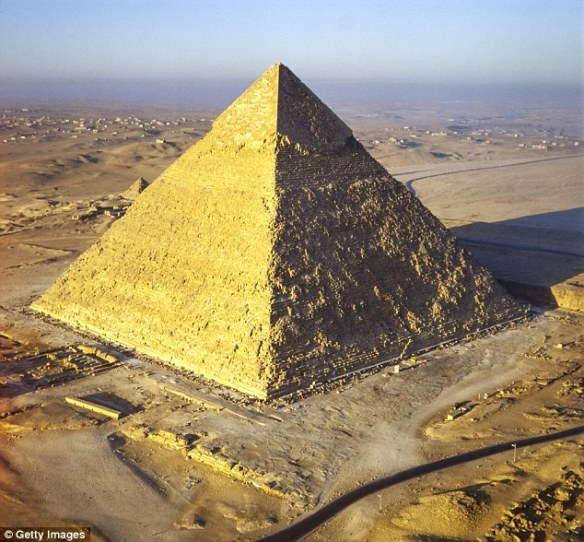 Scientists have found that the famous Great Pyramid of Giza can concentrate electric and magnetic energy in its chambers and below its base, giving rise to distinct pockets of higher energy