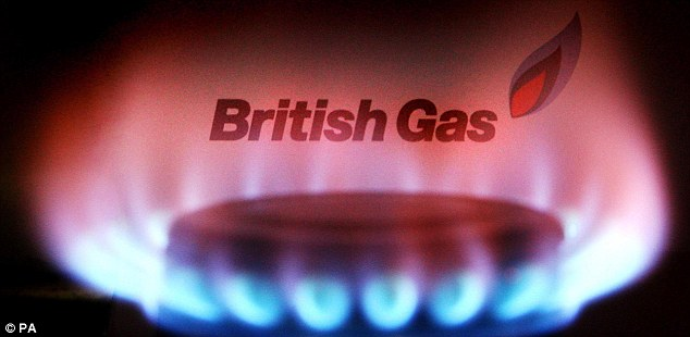 The British Gas owner said it was burned in the period by cold weather and soaring costs