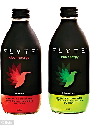 Schizandra is also an ingredient in natural energy drinks by Flyte, which are available in red berries or green mango flavours