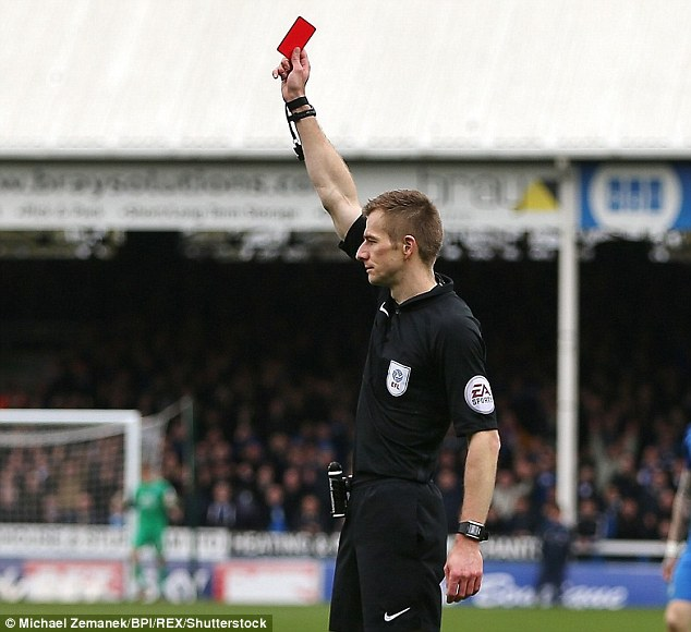 Four yellows will result in a one-match ban and the rules may be implemented in the FA Cup