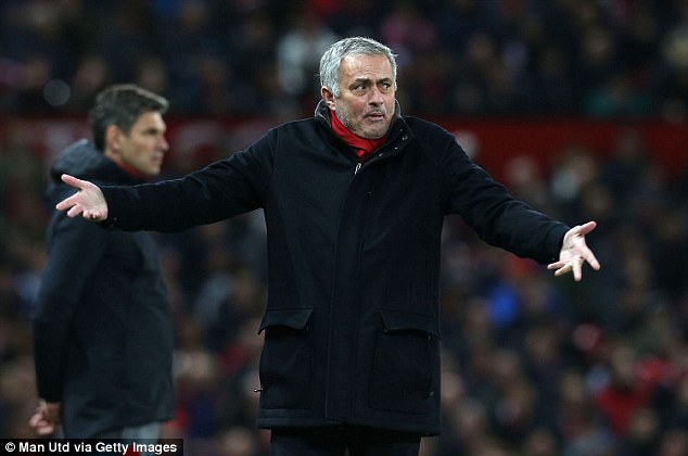 Managers will be shown yellow and red cards this season, including in the Carabao Cup