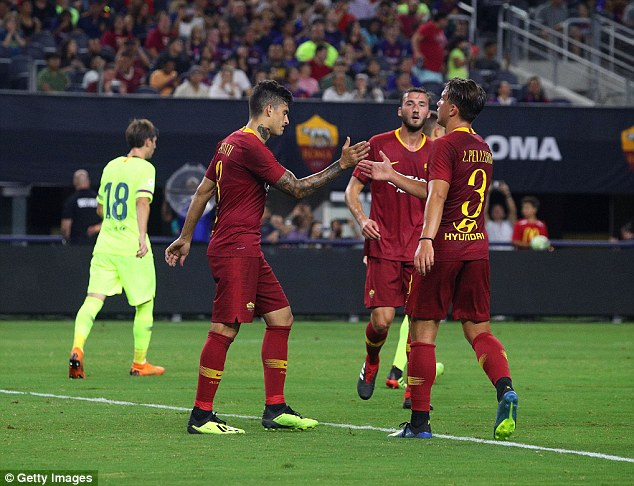 However, Roma would have the last laugh, with Diego Perotti sealing victory from the spot