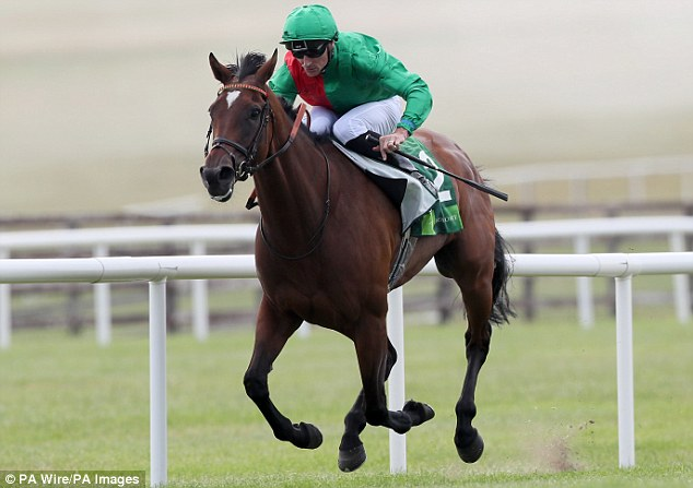 Urban Fox is the big favourite to win the 3.35pm race at Glorious Goodwood on Thursday