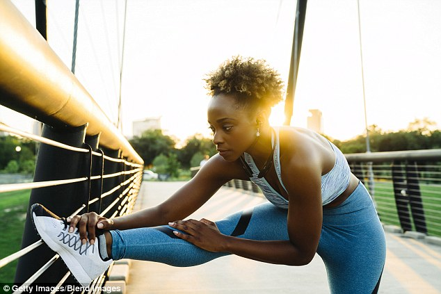 For people aiming to lose weight, stretching is key to reshaping your body