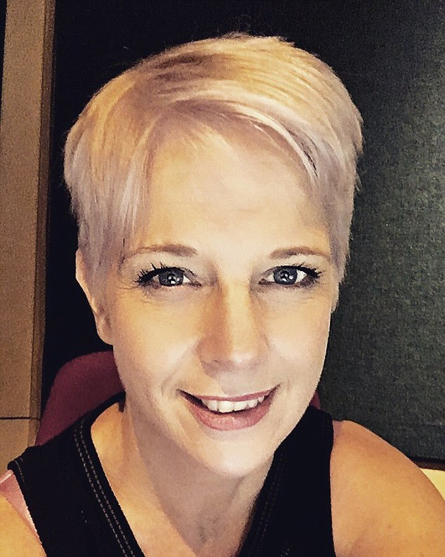 A family statement read: 'Vicki was a much loved daughter and mother as well as being an extremely talented broadcaster'