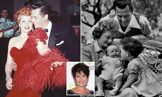 Lucille Ball and Desi Arnazs daughter reveals the couple