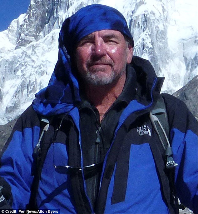 Mountain geologist Alton Byers saidattempts to solve the problem should focus on reducing the solid waste coming into the Sagarmatha National Park, of which Everest is a part, while improving recycling