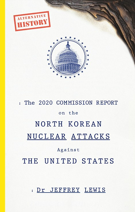Dr Lewis said the book is intended to show that, even if we cause a second nuclear war, we still might not learn the consequences of having such weapons