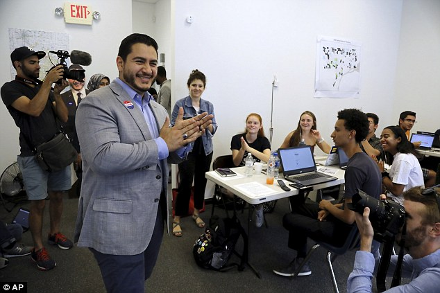 Michigan Gubernatorial  Abdul El-Sayed was one of the tough losses of the night