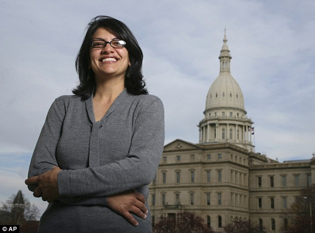 Rashida Tlaib won her primary and was one of Ocasio-Cortez's two wins of the night