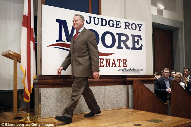 Democrats snagged a Senate seat last year in the only Senate special election in the Trump era when Republican nominee Roy Moore's campaign imploded amid decades-old sexual abuse allegations