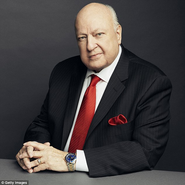 She also recalled her interview with then-Fox boss Roger Ailes in 2007 Ailes was fired in 2016 after women accused him of sexual harassment but Earhardt, 41, says she never saw any of that behavior at the network