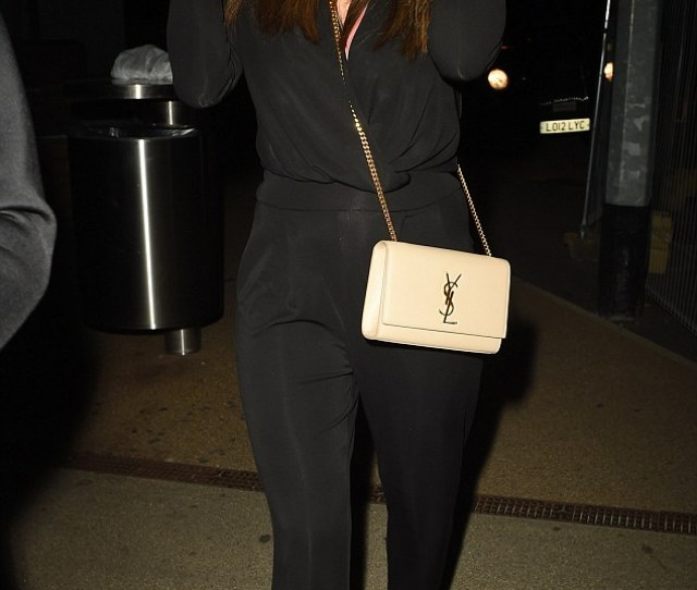 Yummy Mummy Helen Flanagan Flaunted Her Incredible Post Baby Body In A Chic Jumpsuit