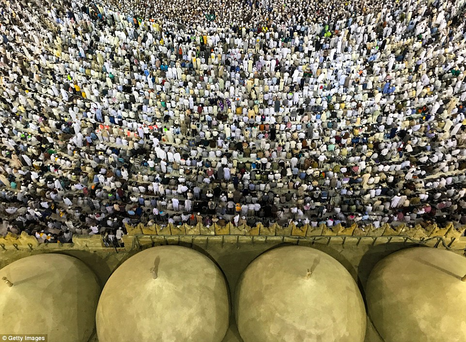 The Hajj is one of the five pillars of the Islamic faith, which every Muslim is required to complete at least once in a lifetime if he or she has the means to do so