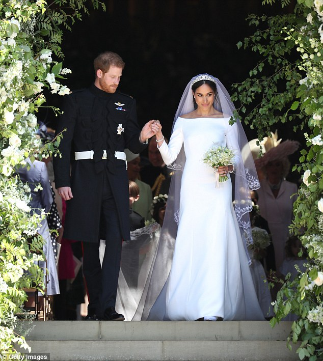 Prince Harry and Megan Markle married at Windsor castle in May - but her father did not make the trip because he claimed he had undergone heart surgery where he lives in Mexico