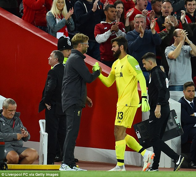 Jurgen Klopp strengthened this summer and added new signings, like Alisson, in crucial areas