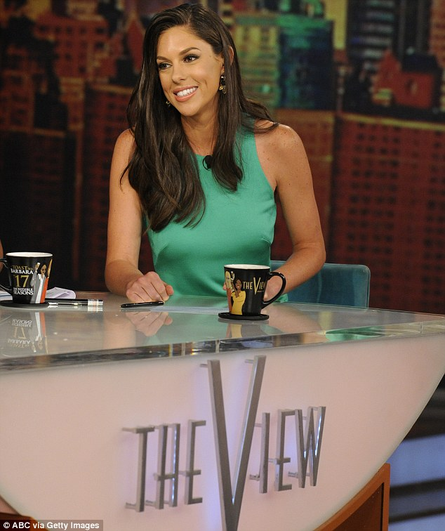 Huntsman announced just days ago that she would be joined The View's panel following the departure of Sara Haines