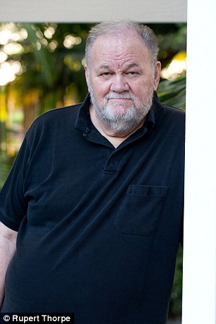 It came after Thomas Markle's (pictured) latest explosive interview in which he revealed he had put the phone down on Prince Harry after the row over staged paparazzi pictures.