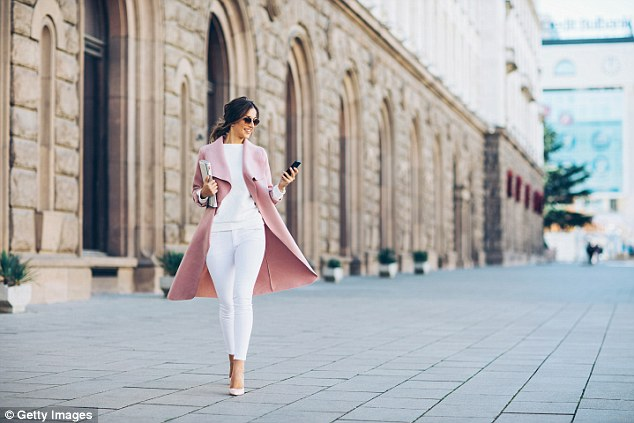 From your love of body-fitting underwear to a burgeoning sky-high stiletto collection, you might not realise what keeping up with the latest trends is doing to your health (stock image)