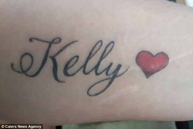 Relationship Love Tattoos With Names