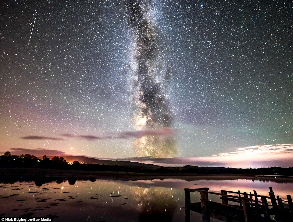 Brightest Ever Perseids Meteor Shower revealed in