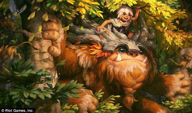 Nunu And Willumps Reworked Skin Splash Arts Compared To