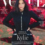 Check Out Kylie Jenner's first Vogue Cover