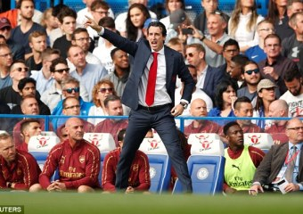 Unai Emery is not a disguised Arsene Wenger
