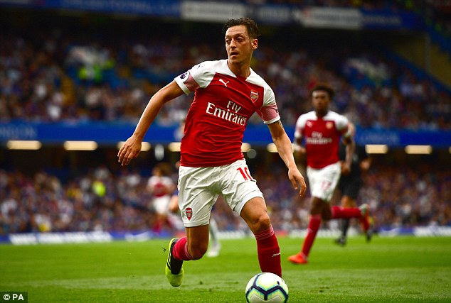 Mesut Ozil retired from international football after a tough World Cup campaign with Germany