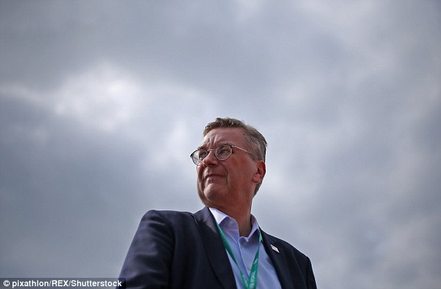 Reinhard Grindel has admitted Ozil deserved more support during the World Cup fallout