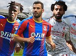 Crystal Palace v Liverpool LIVE: Action from Selhurst Park