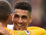 Brighton defender Leon Balogun expects tougher test against Liverpool than Manchester United