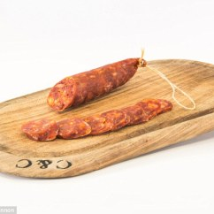 Lidl Fishing Chair Desk Glasgow Stocks Cured Meats From Posh Company Cannon Daily Is Selling A Range Of Five Salamis And Chorizos Pictured One