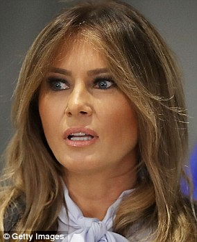 What would be best? Trump might admit to cracks in his marriage to defend himself - at the risk of hurting Melania publicly