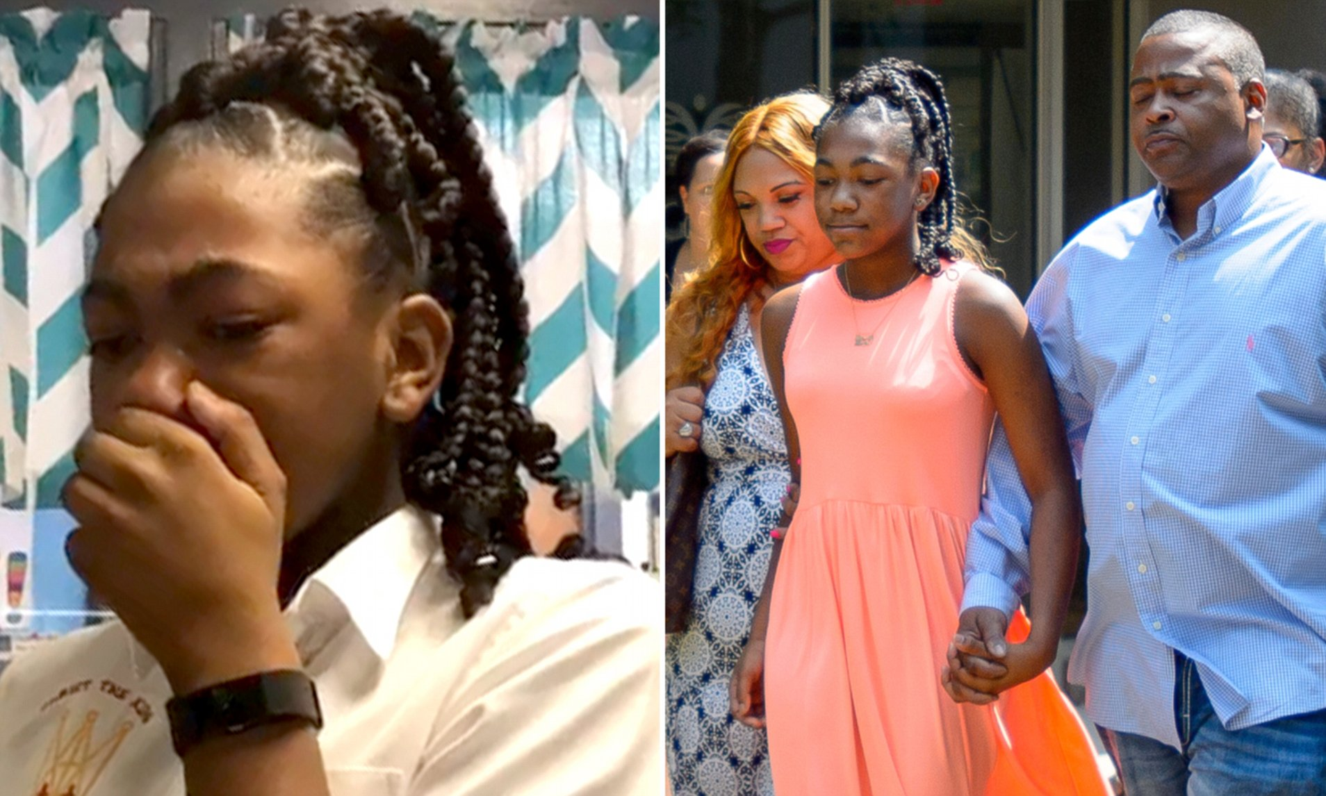 Black Girl 11 Told Her Braids Violated Policy Might Return To
