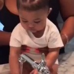Check out Kylie Jenner's daughter Stormi
