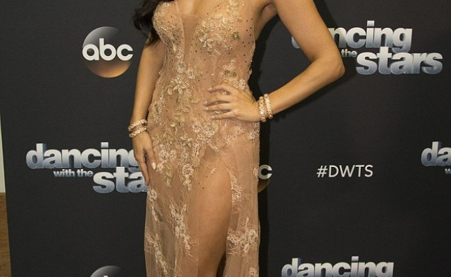 Cheryl Burke Is Back For Season 27 Of Dancing With The