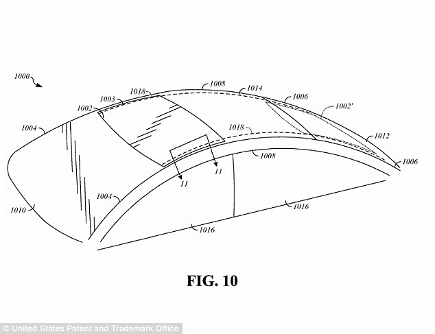 Apple patents shape changing car seat that can 'hug