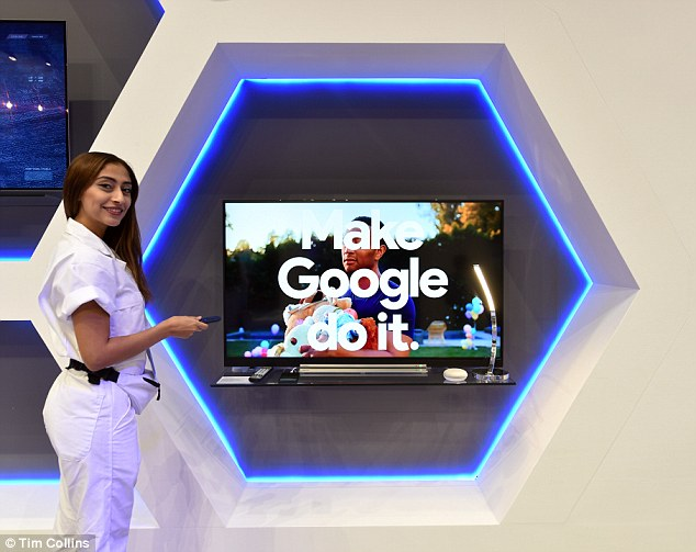 If Google's Assistant is more your thing, the company's first ever Android powered screen could be more to your liking. It will offer a similar range of options through the search firm's rival smart software, running on its own Android operating system