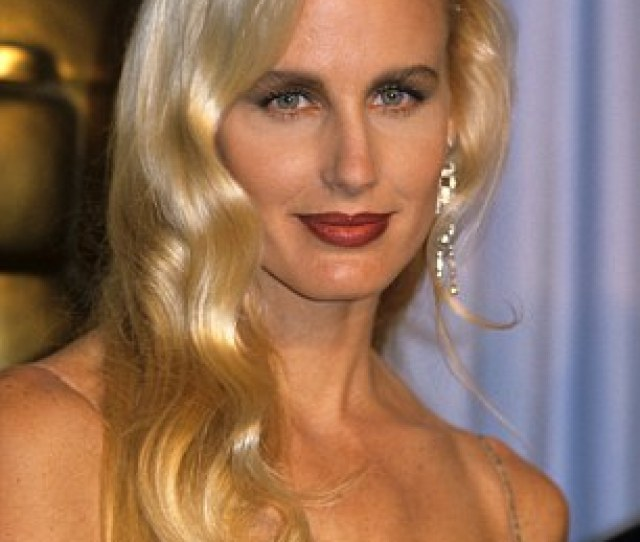 So Has Daryl Hannah Finally Found The Happiness That Seems To Have Eluded Her Until Now