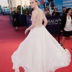 Elle Fanning's Style at the US Film Festival in France