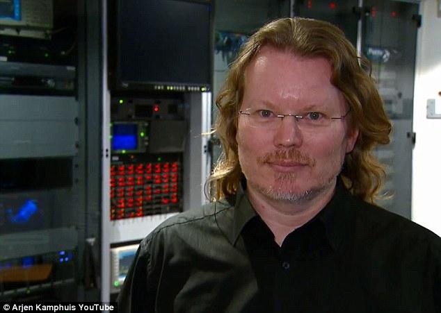 Arjen Kamphuis, 47, has been missing since August 20 when he left his hotel in the northern Norwegian town of Bodo